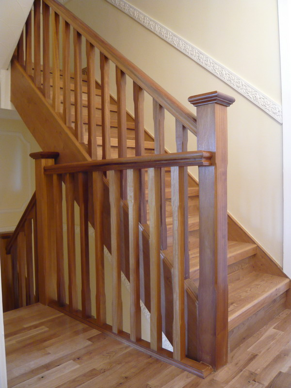 Closed String Stairs