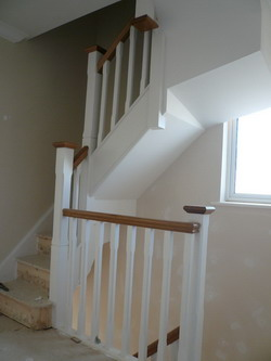 Collins Stairs - Attic stairs